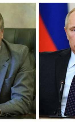 Կարեն Կարապետյանը և Վլադիմիր Պուտինը հեռախոսազրույց են ունեցել