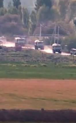 Արցախի ՊՆ-ն տեսանյութ է հրապարակել շփման գծում հակառակորդի կենդանի ուժի և զինտեխնիկայի կուտակումների մասին