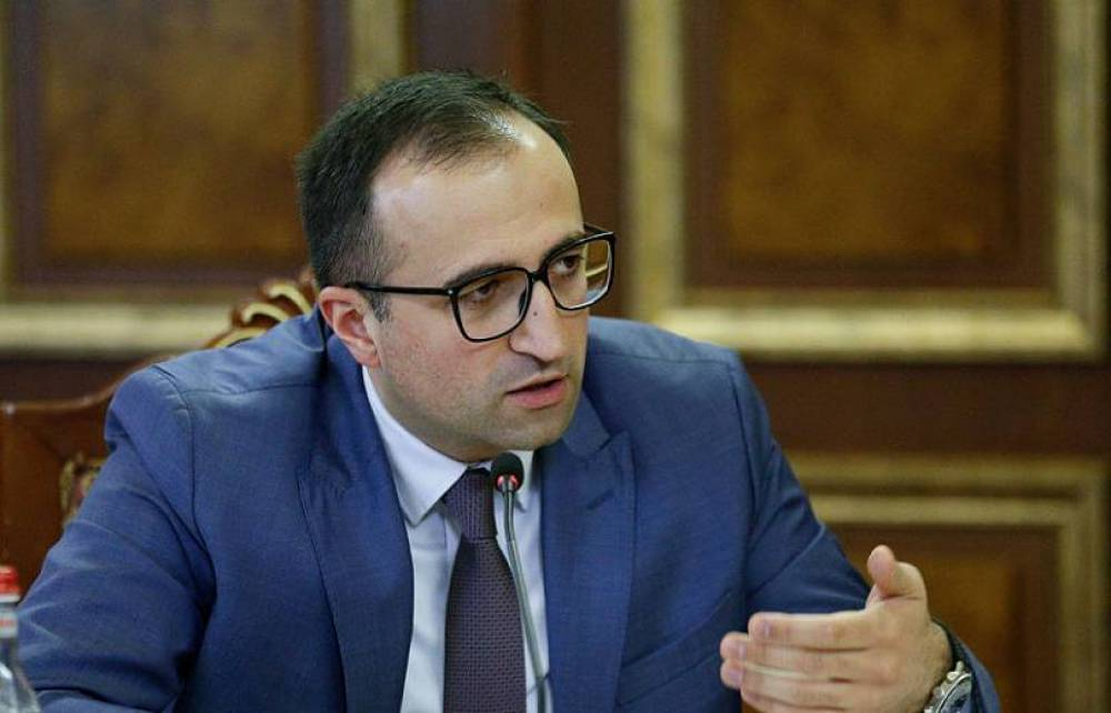 Глава Минздрава Армении: В местах изоляции в Цахкадзоре находятся около 750 человек
