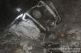 Գորիսում Mitsubishi Pajero-ն գլորվել է հարակից փողոց եւ բախվել ծառի. Վարորդի վիճակը ծայրահեղ ծանր է