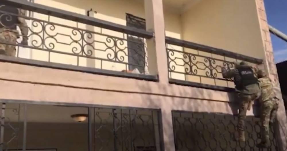 Տեսանյութ.Սպանության փորձ՝ Երևանում. կադրեր՝ իրականացված հատուկ օպերացիայից