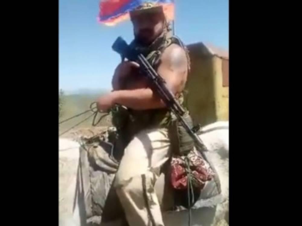 Տեսանյութ.Սյունիքի սահմանապահների կոչը Փաշինյանին