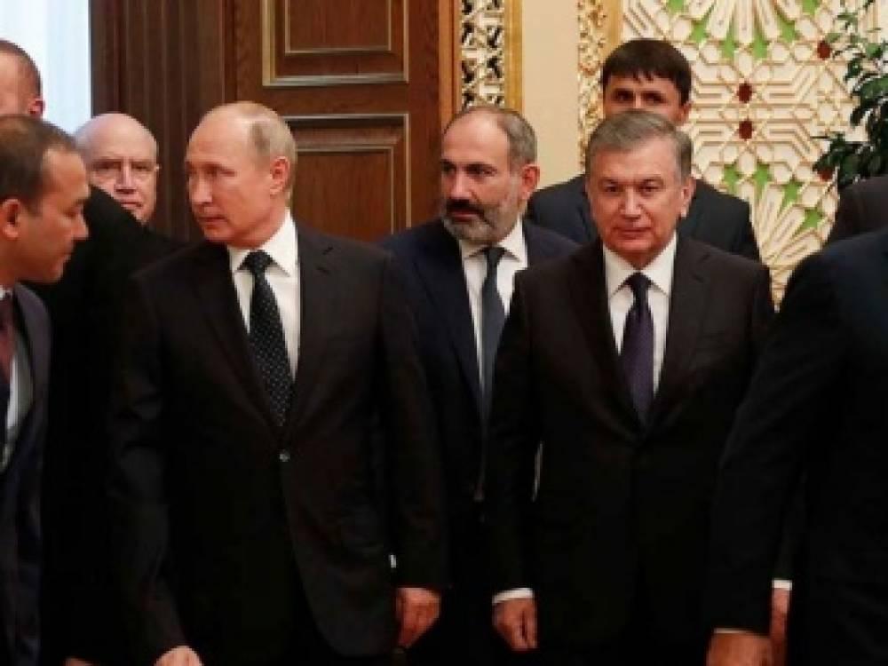 Նոր փորձություն Նիկոլ Փաշինյանի համար․ Հայաստանը համաձայնե՞լ է, որ Ադրբեջանը մասնակցի ԵԱՏՄ նիստին