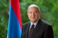 Նախագահ Սարգսյանը շնորհավորական ուղերձ է հղել Վոլոդիմիր Զելենսկիին