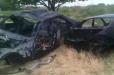 Հրդեհ՝ Էջմիածնում․ այրվել է 7 չշահագործվող մեքենա