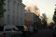 Զանգվածային միջադեպ Ախալքալաքում. կան զոհեր, հյուրանոց է այրվում