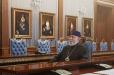 Ամենայն Հայոց Կաթողիկոսը հեռակապով խոսել է Հյուսիսային Ամերիկայի հայոց թեմերի առաջնորդների հետ