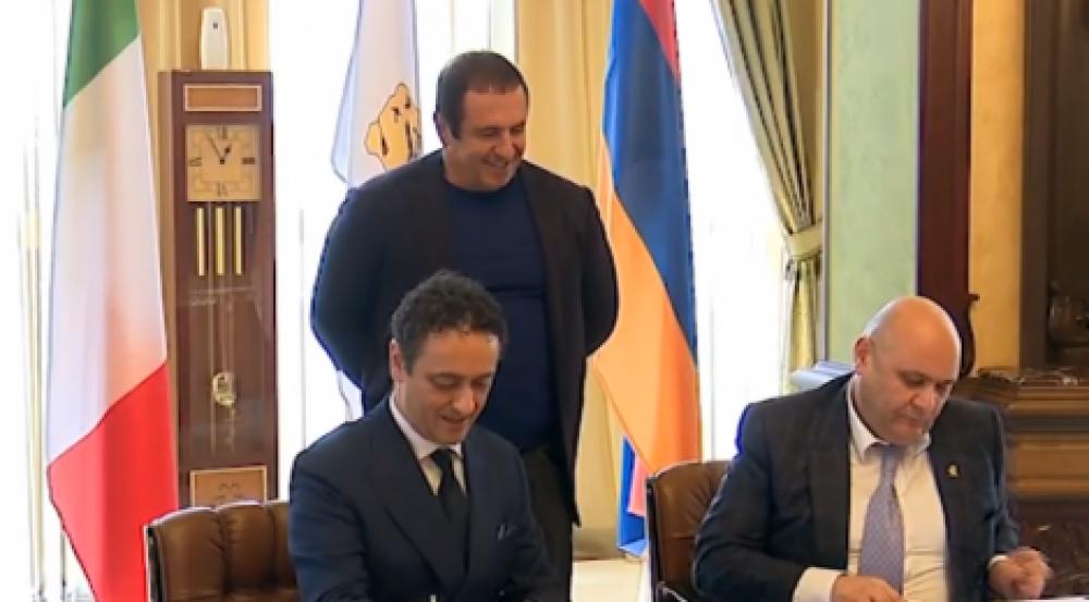«Մուլտի Գրուպն»- ու իտալական հայտնի ընկերությունը ՀՀ-ում ներդրումային խոշոր նախագիծ կսկսեն