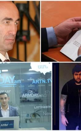 ԱԺ ընտրությունների արդյունքները, Քոչարյանի համակիրների պայքարն ու Նարեկ Սարգսյանի արտահանձնումը