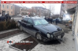 Գյումրիում 23-ամյա վարորդը Mercedes-ով հայտնվել է հետիոտնի համար նախատեսված ճանապարհին