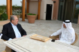 ՀՀ նախագահը «Կատար Էյրվեյզ»-ի ղեկավարի հետ քննարկել է համագործակցության ընդլայնման հեռանկարները