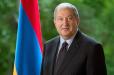 Արմեն Սարգսյանը շնորհավորական ուղերձ է հղել Սերբիայի Հանրապետության նախագահին
