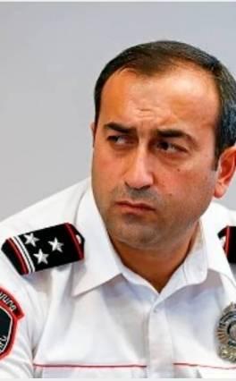 Երևանը նոր ոստիկանապետ ունի