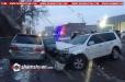 Խոշոր վթար Երեւանում. Opel Astra-ի վարորդին բժիշկները հայտնաբերել են բեռնախցիկում