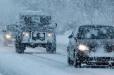Ձյուն, մերկասառույց. Դիլիջան-Վանաձոր եւ Նոյեմբերյան-Ջուջևան ճանապարհները, Դիլիջանի ոլորանները փակ են բեռնատարների համար