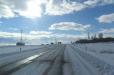 Սյունիքի մարզի ճանապարհները դժվարանցանելի են. Արագածոտնի, Վաայոց Ձորի եւ Կոտայքի ճանապարհներին մերկասառույց է
