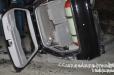 Աշտարակ-Սասունիկ ավտոճանապարհին «Nissan Tida»-ն դուրս է եկել երթևեկելի հատվածից և կողաշրջվել