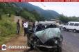 Տավուշի մարզում 42-ամյա վարորդը Honda-ով կողաշրջվել է. նա հոսպիտալացվել է