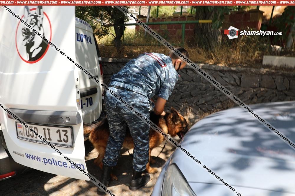 Տեսանյութ.Արտակարգ դեպք Երևանում. Չարենցի փողոցի բարձրահարկ շենքում, ըստ ահազանգողի, տեղի է ունեցել ավազակային հարձակում