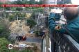 «Հաղթանակ» կամրջի տարբեր հատվածներում 2 տղամարդ փորձում են ցած նետվել, նրանցից մեկին փրկել են, մյուսին փորձում են փրկել․ shamshyan.com