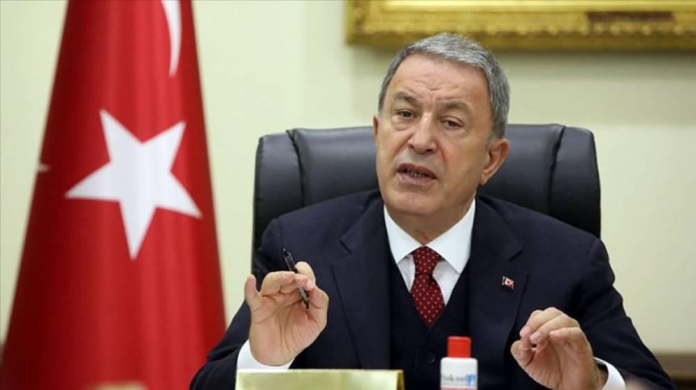 Ադրբեջանաբնակ թուրքի ցավը մեր ցավն է. մեր ադրբեջանցի եղբայրների արյունն առանց վրեժի չի մնա.Թուրքիայի ՊՆ