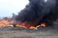 Հրդեհ Նուբարաշեն վարչական շրջանում. այրվել է մոտ 200 խմ տոլ