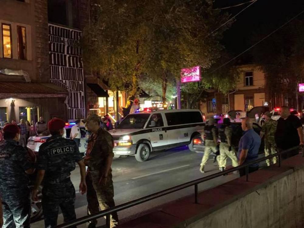 Ի՞նչ նպատակ ունեն ոստիկանության ու ԱԱԾ֊ի գործողությունները Երևանում