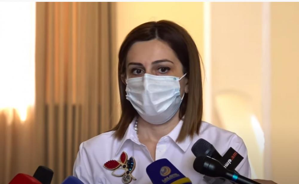Տեսանյութ.3 հայաստանցիների մոտ հաստատվել է սիբիրյան խոցի մաշկային ձեւը, աղբյուրը դեռևս անհայտ է