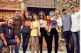 Սերժ Թանկյանը կնոջ հետ Հայաստանում է