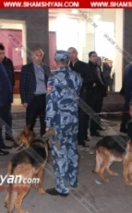 Բացահայտվել է Երևանում՝ «Ֆաստ Կրեդիտ Կապիտալ» ՓԲԸ-ի մասնաճյուղում դիմակավորված, ատրճանակով և նռնակով զինված, խոշոր չափի գումար հափշտակելու դեպքը
