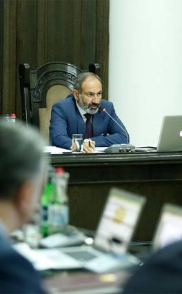 Կառավարությունում արտարհերթ նիստ է ընթանում. Օրակարգում Մանվել Գրիգորյանի հարցն է (ուղիղ)