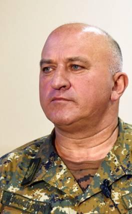 Արցախի ՊԲ հրամանատարի տեղակալ, գեներալ-մայոր Վարդան Բալայանն ազատվել է պաշտոնից