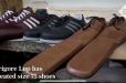 Ռումինացի կոշկակարը քարոզում է սոցիալական հեռավորությունը օրիգինալ կոշիկների միջոցով
