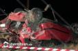 Ավտովթար՝ Կոտայքի մարզում. բախվել են Mercedes-ն ու Fiat-ը, վերջինս գլխիվայր շրջվել է. կա 7 վիրավոր