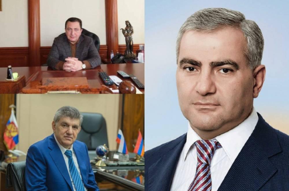 Ադրբեջանը միջազգային հետախուզում է հայտարարել Արա Աբրահամյանի, Դավիթ Գալստյանի և Սամվել Կարապետյանի նկատմամբ