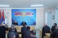 Բակո Սահակյանն այցելել է Արցախի ոստիկանություն. Քննարկել են կորոնավիրուսի եւ ընտրությունների հարցերը