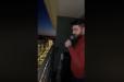 Բրյուսելում բնակվող Տիգրան Խանջարյանը պատշգամբից կատարում է Ազնավուրի երգերը՝ զբաղեցնելու համար կարանտինի մեջ գտնվող բնակիչներին (տեսանյութ)