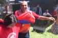 Սամվել Ալեքսանյանն Ապարանում պարել ու ուրախացել է (տեսանյութ)