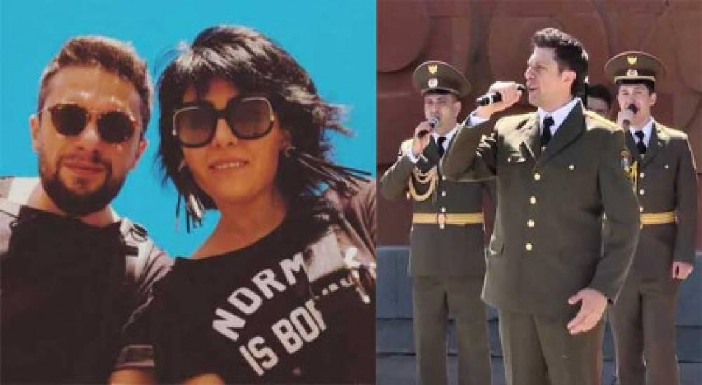 «Արամ MP3-ն ներկայումս ժամկետային զինծառայող է»․ մեկնաբանում է կինը՝ Աննա Մարգարյանը
