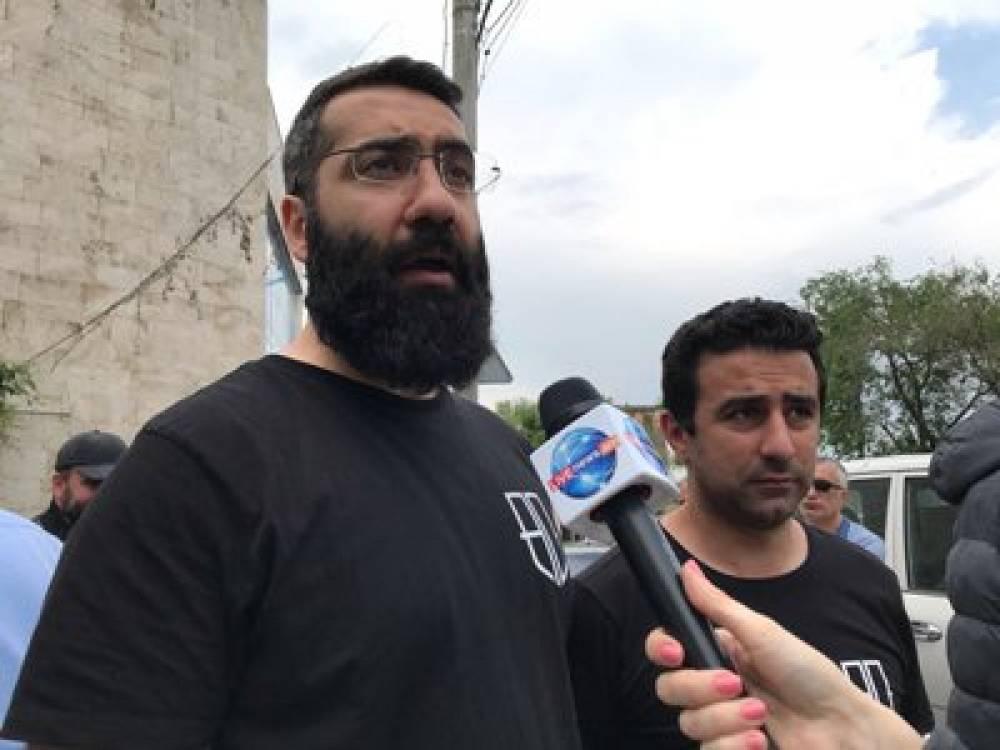 «Ադեկվադ»-ի անդամներն ազատ արձակվեցին ոստիկանությունից