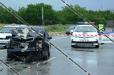 Ավտովթար Արարատի մարզում. բախվել են 46–ամյա վարորդի Mercedes-ն ու 35–ամյա վարորդի КамАЗ-ը. կա վիրավոր