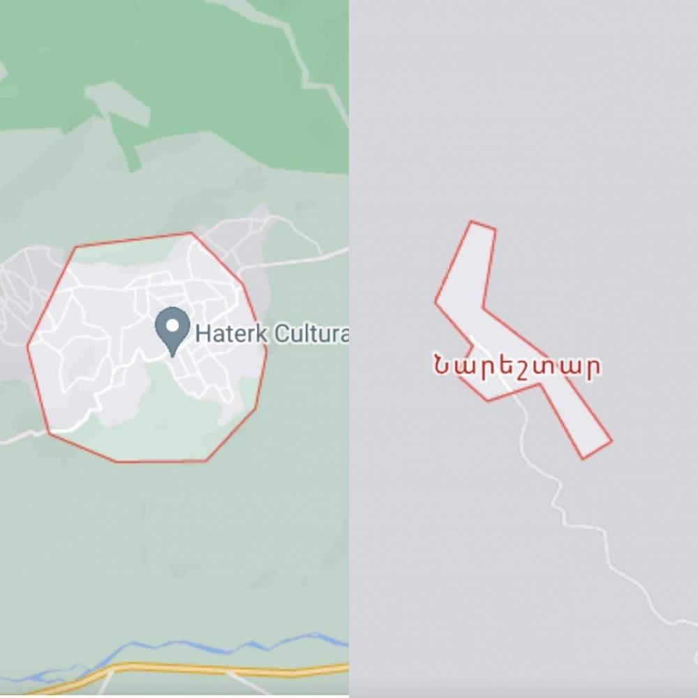Արցախի ԱԱԽ-ն ստում է. Թշնամին առաջ է տվել դիրքերը Նարեշտար գյուղի և Հարթերքի դիրքերի հատվածում