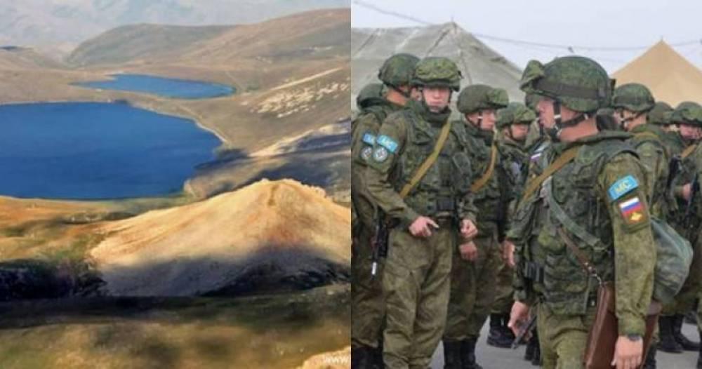 Մեր կողմից  բանակցողները ադրբեջանցիներին վերջնաժամկետ են տվել Սև լճի տարածքից հեռանալու համար, այլապես ուժ կկիրառեն