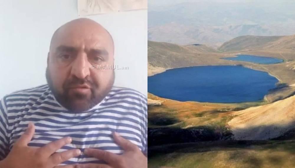Տեսանյութ.Ադրբեջանը գիշերվանից 38 հատ մինամյոտ ա տեղադրել սահմանին, քեզ զեկուցե՞լ են դրա մասին, Նիկո՛լ