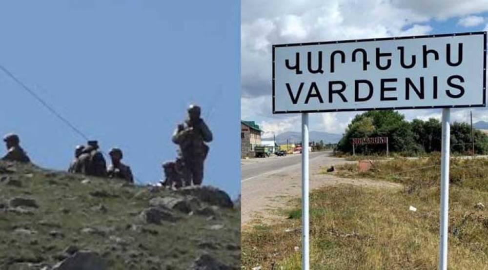 Գեղարքունիքի մարզի 7 համայնքներում ադրբեջանական զինվորները առաջ են եկել. որոնք են այդ գյուղերը