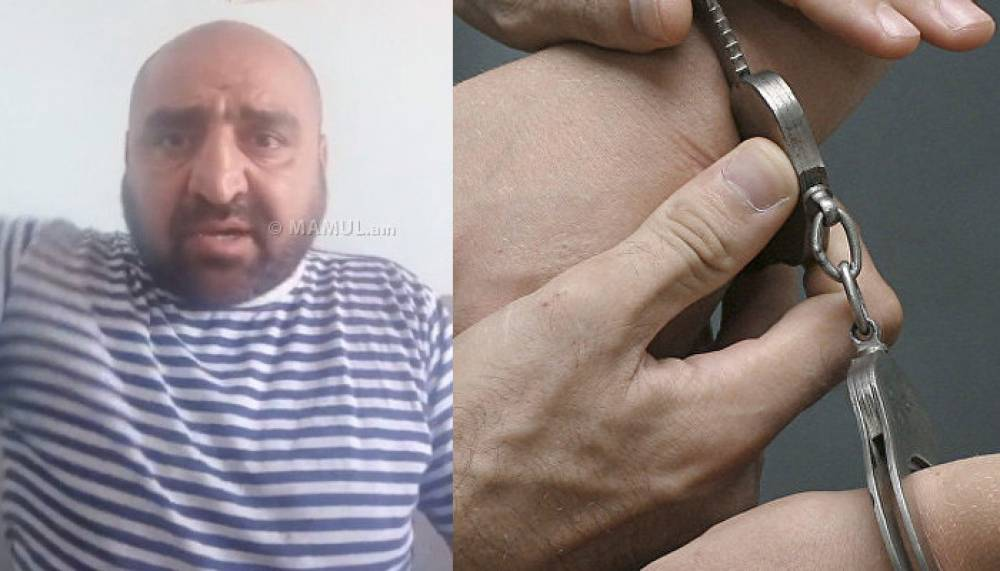 Տեսանյութ.Ձերբակալել են Արթուր Այվազյանին (Մանախին) և նրա զինակից ընկերներին