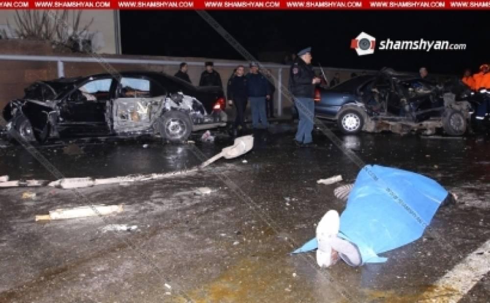Երևանում առևանգված Lexus-ով 4 հոգու մահվան պատճառ դարձած վարորդը փորձում էր ոստիկաններին ու քննիչներին մոլորեցնել, թե վարորդը եղել է իր մահացած ընկերը