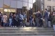 ՈՒՂԻՂ․ Արայիկ Հարությունյանի հրաժարականը պահանջող ԵՊՀ ուսանողները դասադուլ են անում
