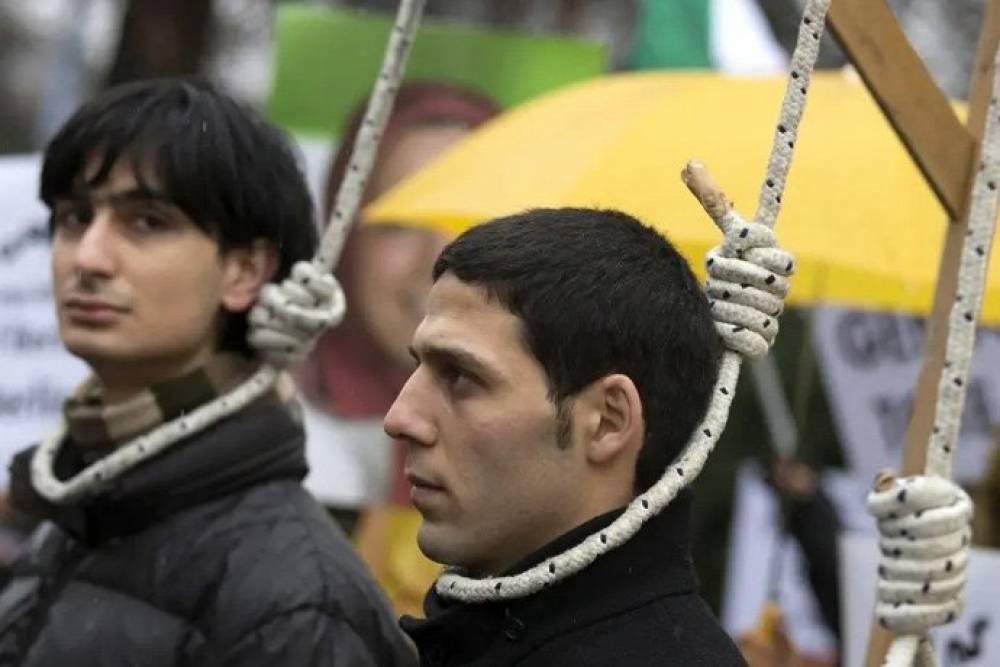 Իրանում միասեռական է կախաղան հանվել