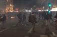 Փարիզում բախումներ են տեղի ունենում ցուցարարների և ոստիկանների միջև